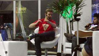 BGS2015 - Estande Ubisoft Entrevista