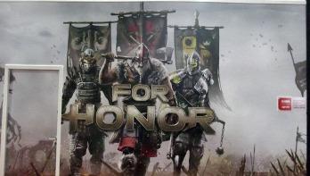 BGS2015 - Estande Ubisoft For Honor