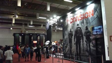 BGS2015 - Estande Ubisoft The Division