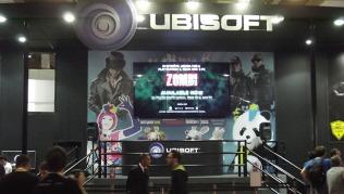 BGS2015 - Estande Ubisoft Zombi