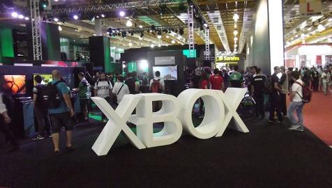 BGS2015 - Estande Xbox