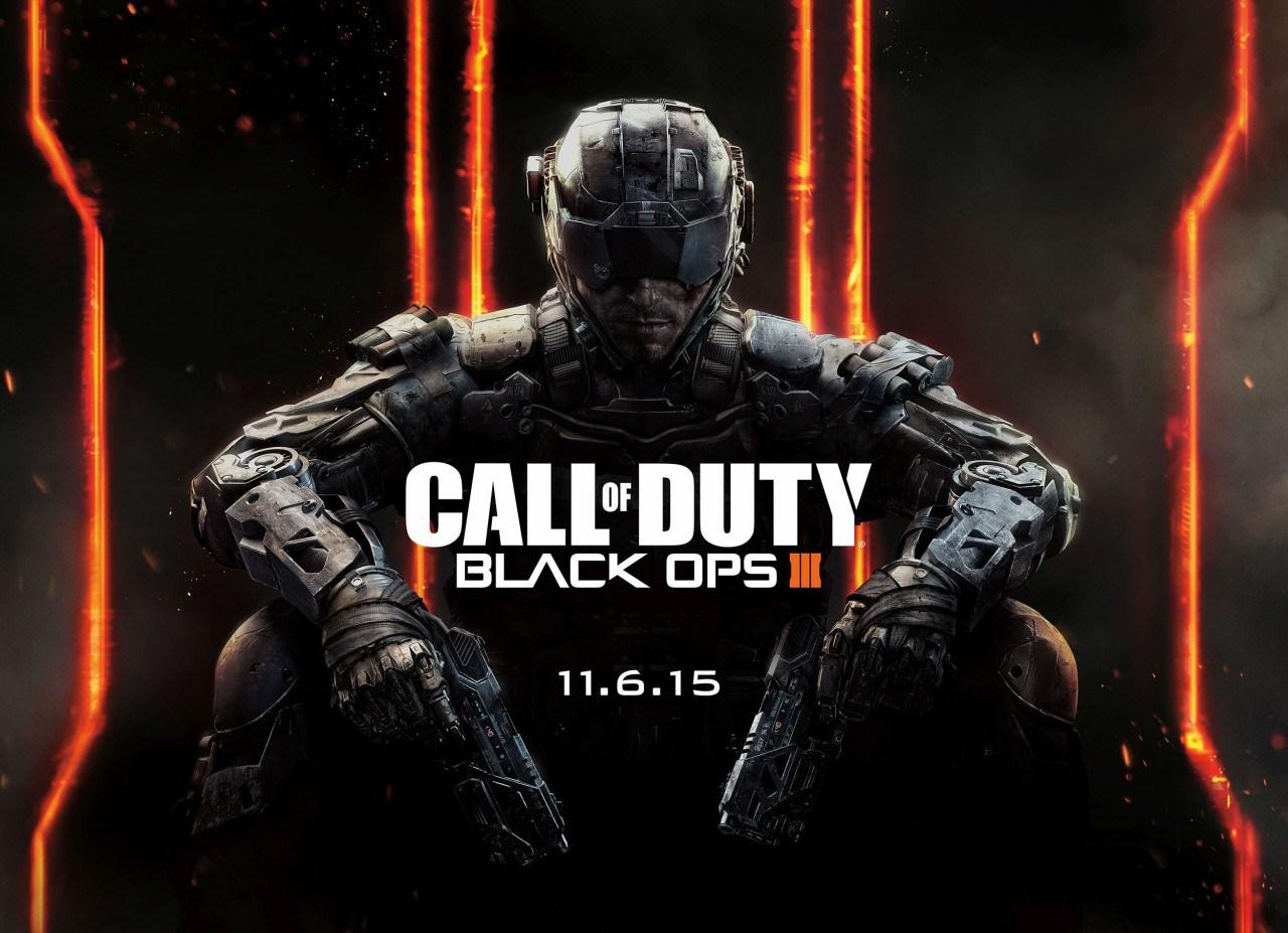 """BGS 2015 – Activision é """"povão"""" e traz Black Ops 3, Destiny e Guitar Hero Live"""