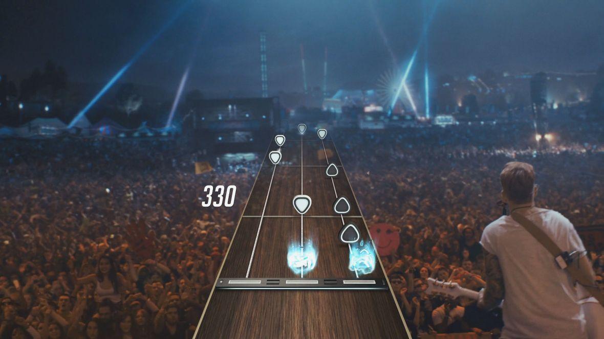 Guitar Hero Live_BGS_2105_estande_jogar