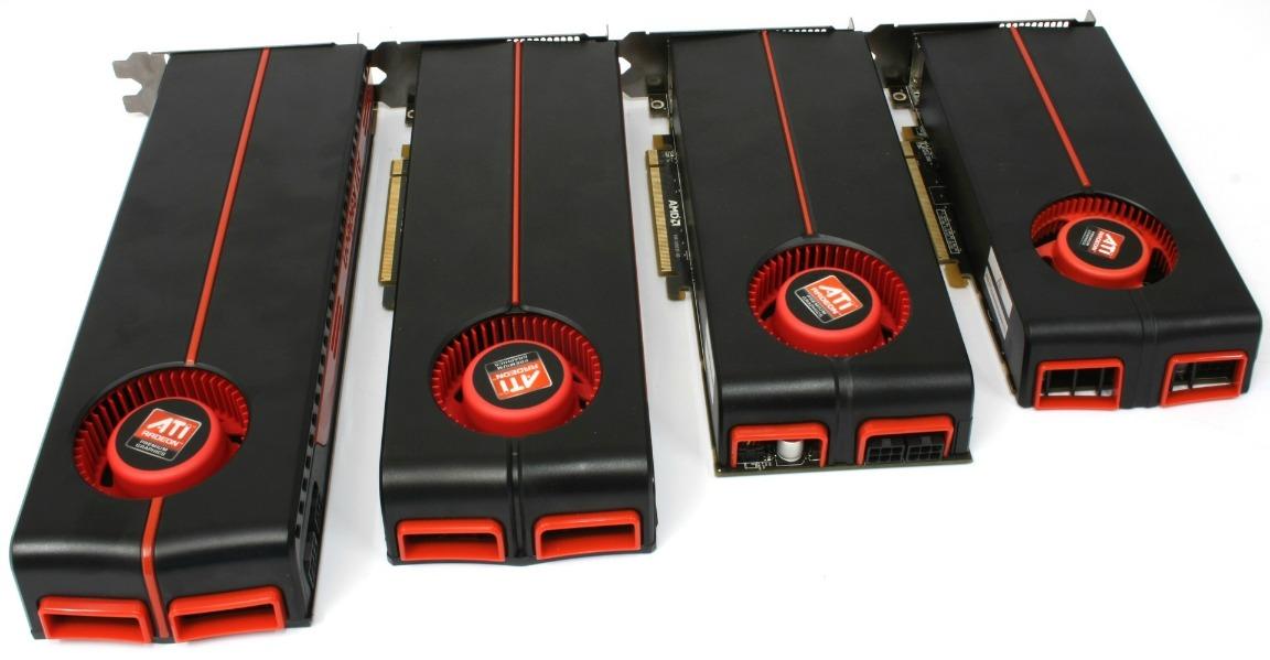 Placas de vídeo AMD HD 5000 e HD 6000 não receberão novos drivers
