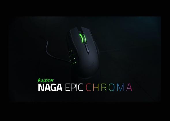 Razer Naga Chroma