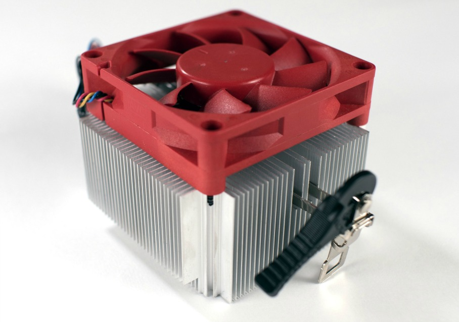 AMD 95w cooler thermal