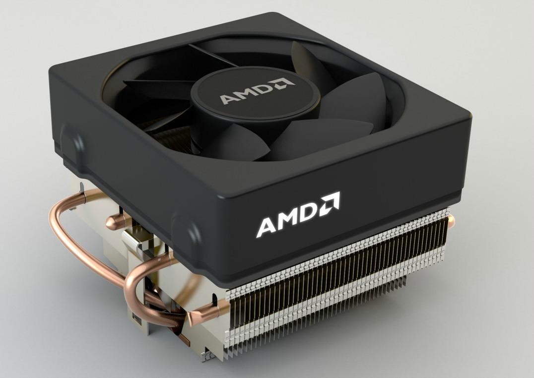"AMD vai dar fim em seus ""coolers barulhentos"""