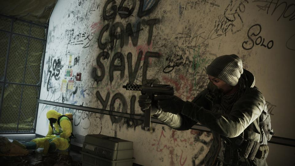 Dark Zone_the division