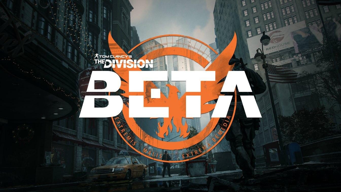 Ubisoft anuncia open beta de Tom Clancy's The Division