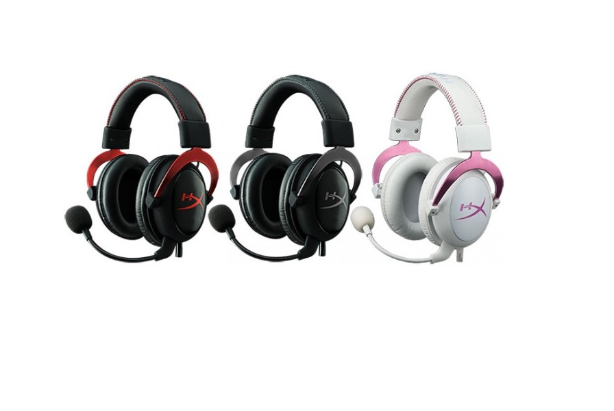 Kingston-Cloud-II-Headset-Colors