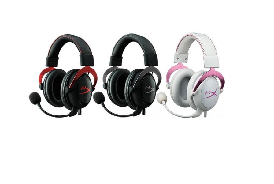 Kingston-Cloud-II-Headset-Colors