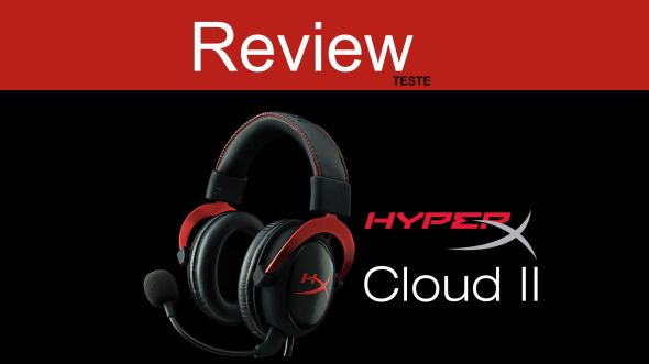 review HyperX Cloud II