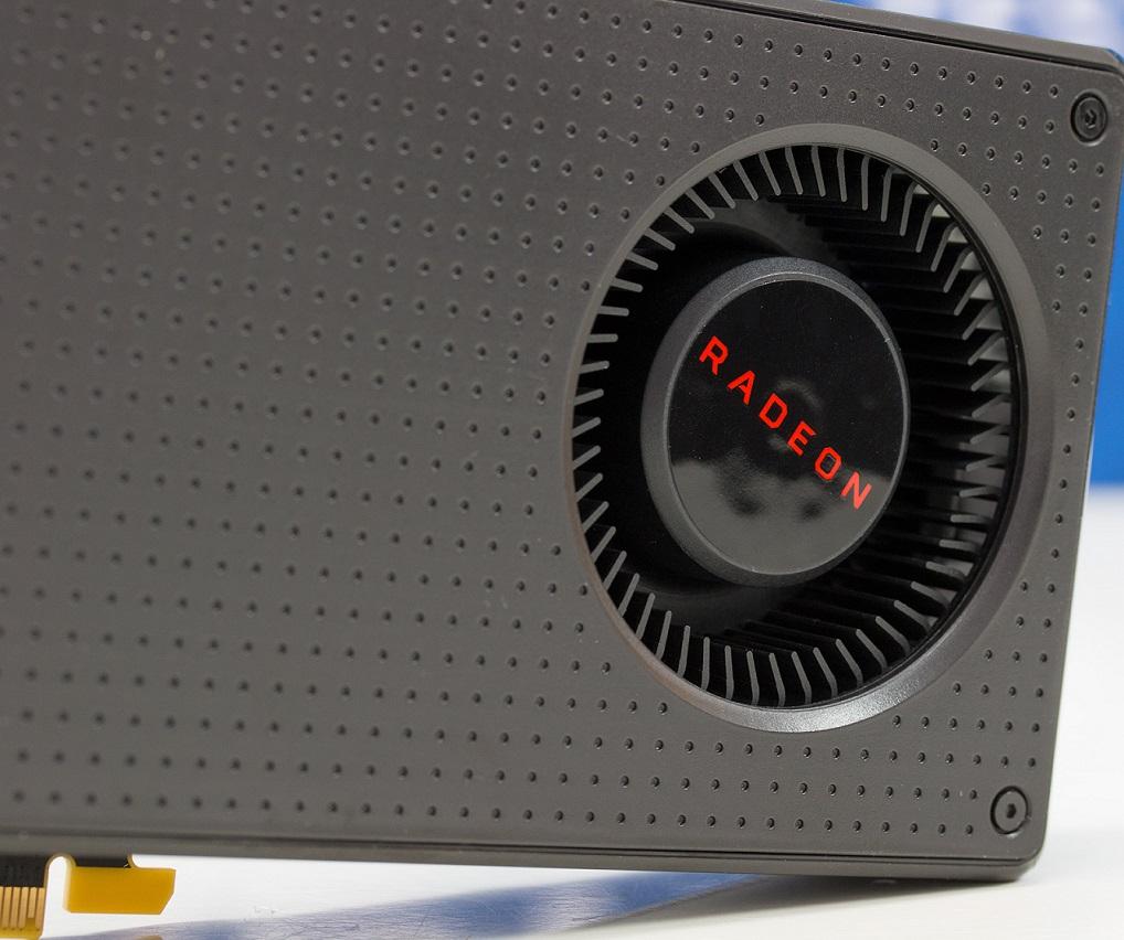 RX 480 Fan