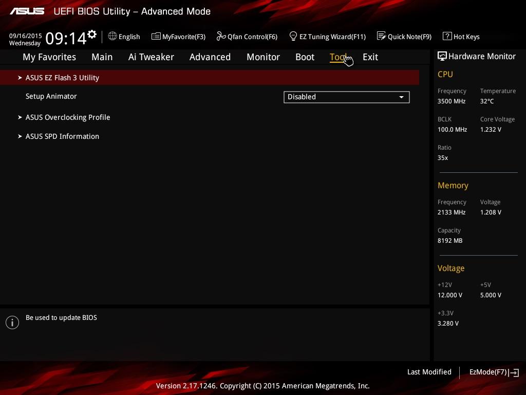 ASUS h170 Pro Gaming BIOS em inglês-português Brasil.jpg
