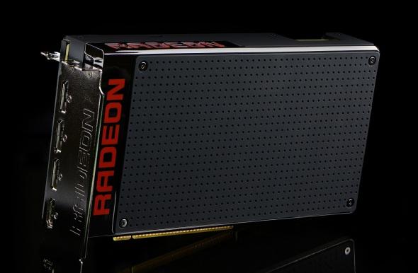 R9 Fury X ganho desempenho FPS AMD API Vulkan Nvidia