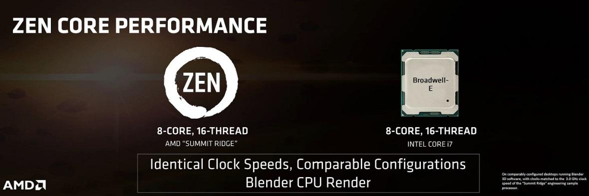 AMD zen fx processador cpu vs i7