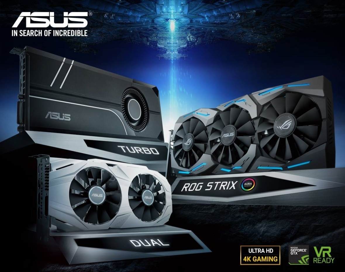 ASUS GTX 1060 brasil precos