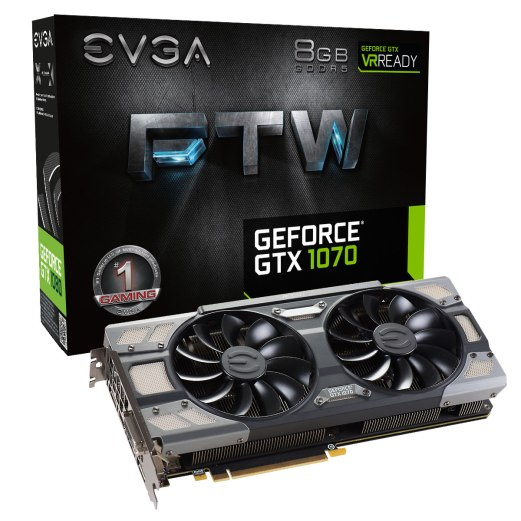 EVGA GTX 1070 FTW Gaming
