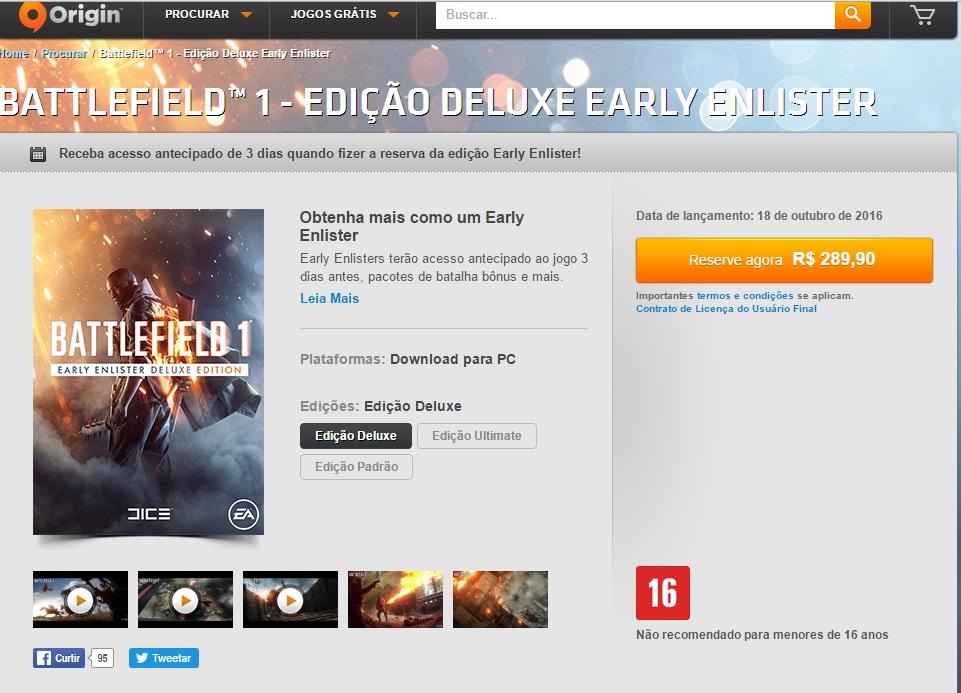 battlefield 1 promocao AMD preco Brasil.jpg