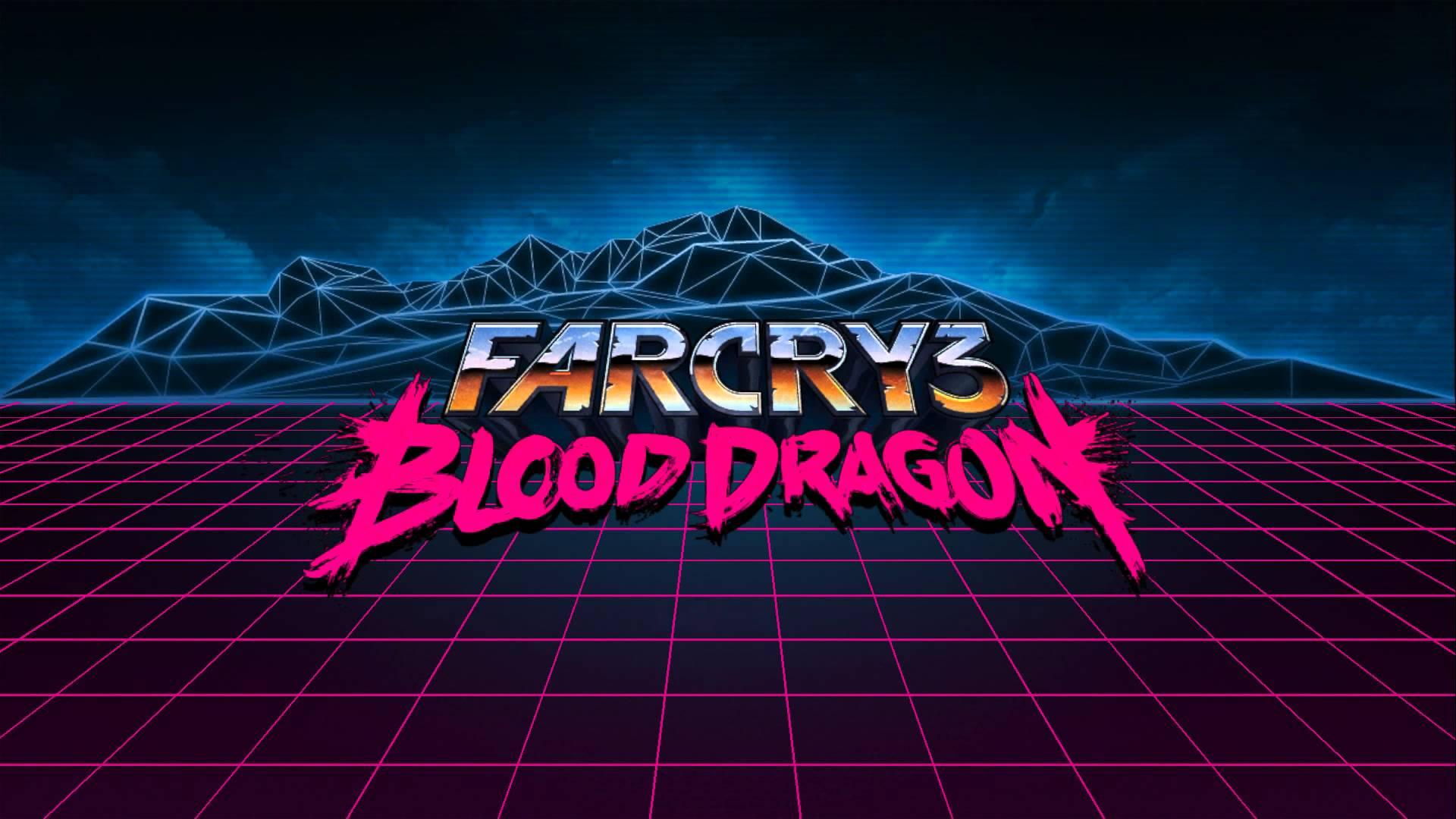 far cry 3 blood dragon gameplay