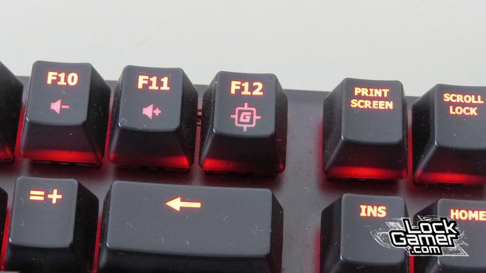 Alloy FPS teclado modo gaming