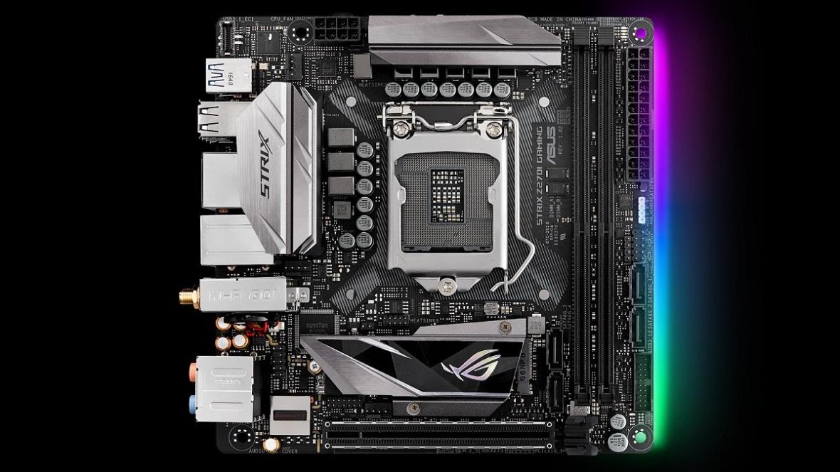 H270I Mini-ITX LGA1151 RGB