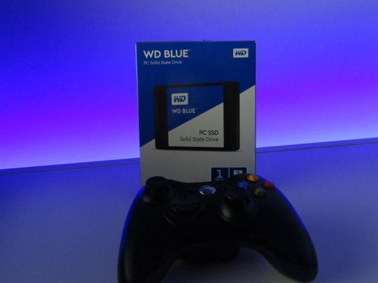 SSD Western Digital 1TB Blue review compensa tamanho