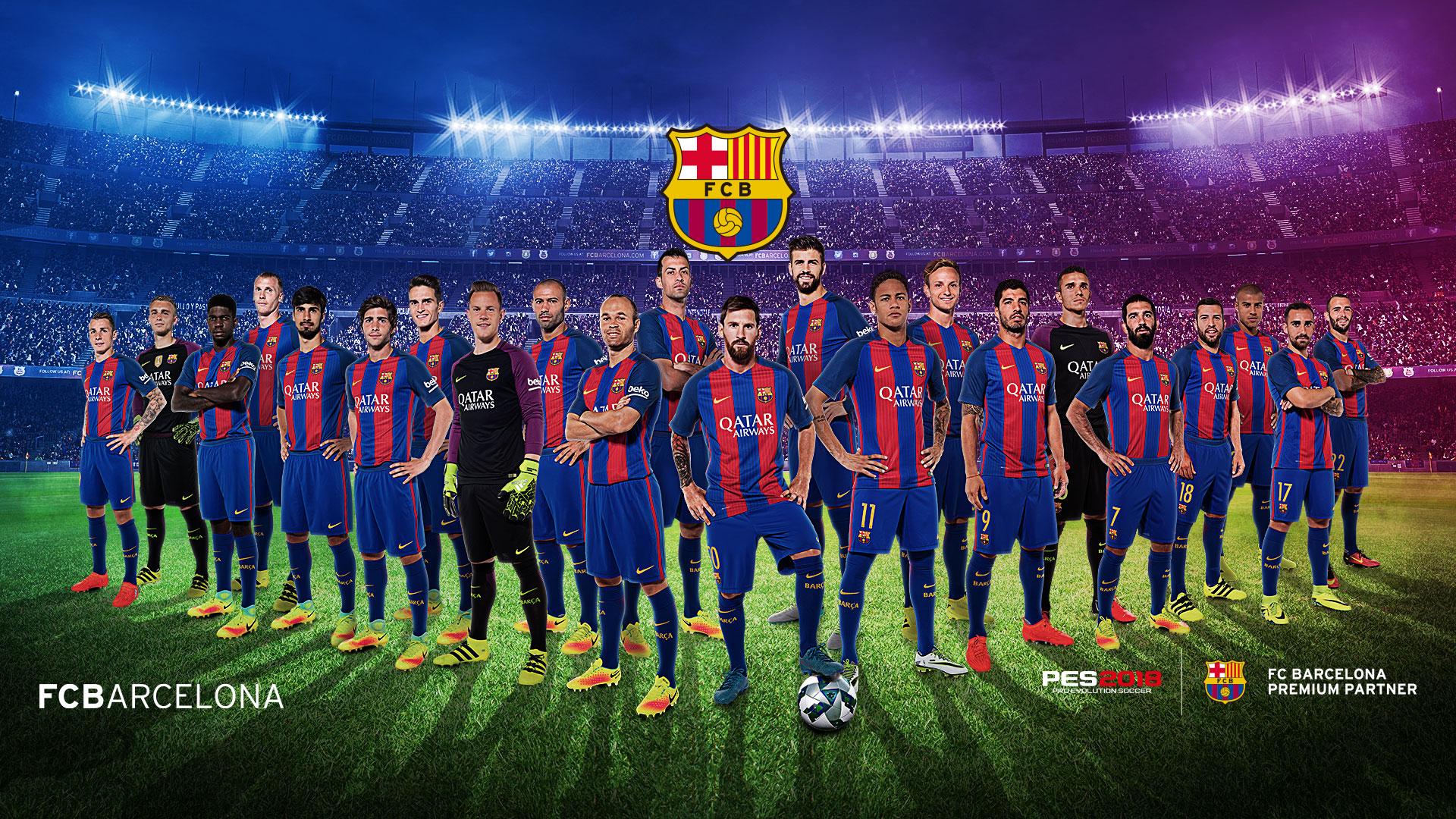 Barcelona entra na equipe de eSports da Konami