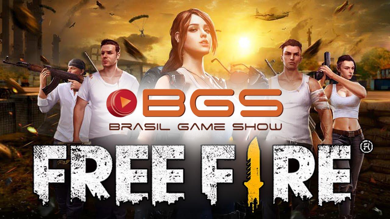 Brasil Game Cup, competição de eSports da BGS, terá torneio de Free Fire com premiação de R$ 46 mil
